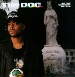 D.O.C. - No One Can Do It Better CD Cover Art