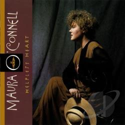 O'Connell, Maura - Helpless Heart CD Cover Art