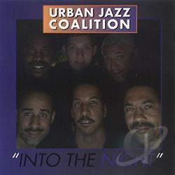 Urban Jazz Coalition - Into The Light CD Cover Art