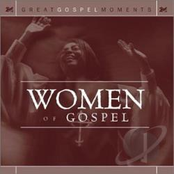 Various Artists-Walk - Great Gospel Moments:Women Of Gospel CD Cover Art