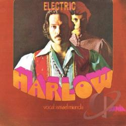 Orchestra Harlow - Electric Harlow CD Cover Art