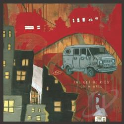 Get Up Kids - On a Wire CD Cover Art