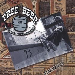Free Beer - Only Beer That Matters CD Cover Art