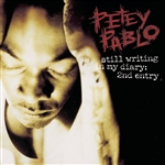Pablo, Petey - Still Writing in My Diary: 2nd Entry CD Cover Art