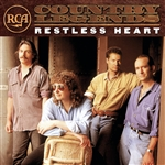 Restless Heart - Rca Country Legends CD Cover Art