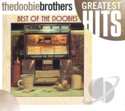 Doobie Brothers - Best of the Doobies CD Cover Art