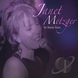Metzger, Janet - So Many Stars CD Cover Art