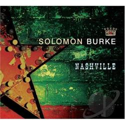 Burke, Solomon - Nashville CD Cover Art