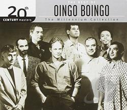 Oingo Boingo - Best Of CD Cover Art