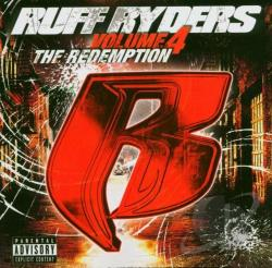 Ruff Ryders - Redemption, Vol. 4 CD Cover Art