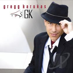 Karukas, Gregg - GK CD Cover Art