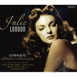 London, Julie - Classic Album Collection CD Cover Art