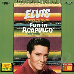 Presley, Elvis - Fun in Acapulco CD Cover Art