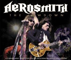 Aerosmith - Lowdown CD Cover Art