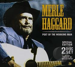 Haggard, Merle - Poet of the Working Man CD Cover Art