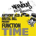 Acid, Anthony - Time DB Cover Art