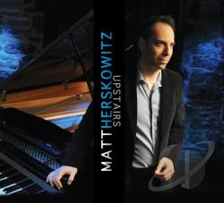 Herskowitz, Matt - Upstairs CD Cover Art