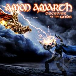 Amon Amarth - Deceiver of the Gods CD Cover Art
