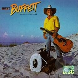 Buffett, Jimmy - Riddles in the Sand CD Cover Art