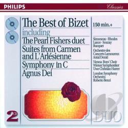 Georges Bizet / Ernest Ansermet / L'Orchestre De La Suisse Romande - Carmen Suite • L'Arlesienne Suite