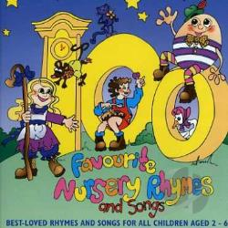 100 Favourite Nursey Rhymes & Song - 100 Favourite Nursey Rhymes & So CD Cover Art