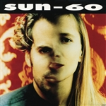 Sun 60 - Sun 60 CD Cover Art