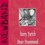 Drummond, Dean / Partch, Harry - Newband CD Cover Art