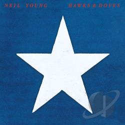 Young, Neil - Hawks & Doves CD Cover Art