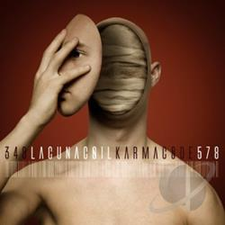 Lacuna Coil - Karmacode CD Cover Art