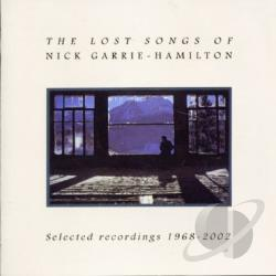 Garrie-Hamilton, Nick - Lost Songs Of CD Cover Art