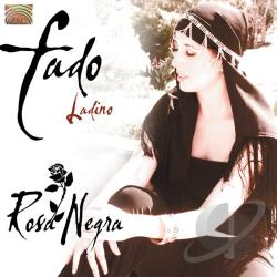 Rosa Negra - Fado Ladino CD Cover Art