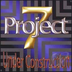 Blau, Peter - Project 7-Under Construction CD Cover Art