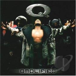 Q-Tip - Amplified CD Cover Art