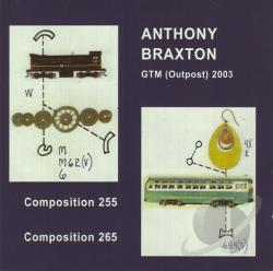 Braxton, Anthony - GTM (Outpost) 2003 CD Cover Art