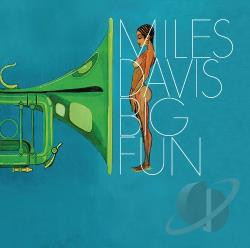 Davis, Miles - Big Fun CD Cover Art