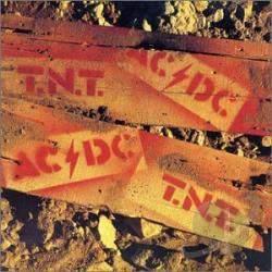 AC/DC - T.N.T. CD Cover Art
