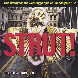 Strut! CD Cover Art