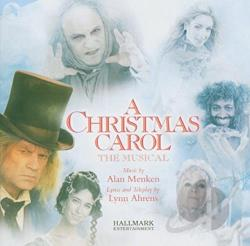 Grammer, Kelsey - Christmas Carol - 2004 TV Movie Soundtrack CD Cover Art
