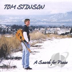 Stinson, Tom - Search for Peace CD Cover Art