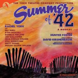 York, Rachel - Summer of '42 CD Cover Art