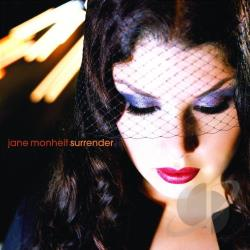 Monheit, Jane - Surrender CD Cover Art
