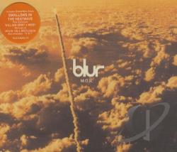 Blur - M.O.R. CD Cover Art