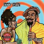 Booty Green - Pray To Booty CD Cover Art
