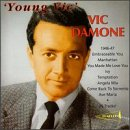 Damone, Vic - Young Vic CD Cover Art