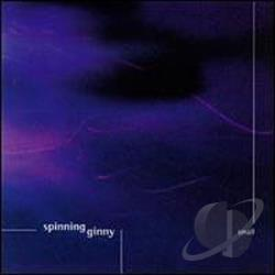Spinning Ginny - Small CD Cover Art