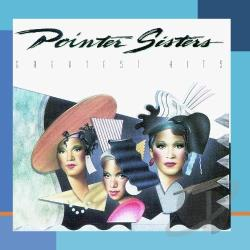 Pointer Sisters - Greatest Hits CD Cover Art