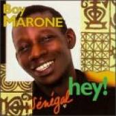 Boy Marone - Hey! CD Cover Art