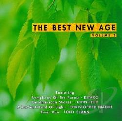 Best New Age, Volume 3 CD Cover Art