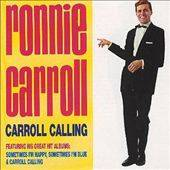 Ronnie Carroll - Lonely Afternoon