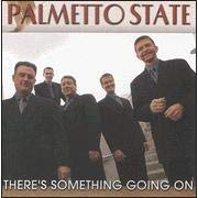 Palmetto State Quartet - There's Something Going On CD Cover Art
